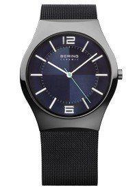 Bering Ceramic Collection Reloj de Pulsera para hombres Reloj De Cerámica