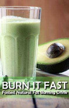 Fat burning drink... #weightlossmotivation