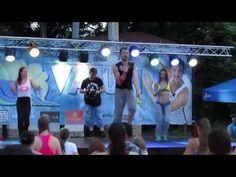 MC Steve Boedt - Rockin' Robin (Mega Mix 43) @ VALURI 2014! Zumba® Fitness Event - YouTube
