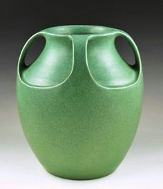 JW Art Pottery - Jacquie Walton - Teco inspired