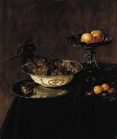 Jan Jansz Treck. Dutch. Still life. 1640's.