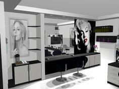 Decoração de salão de beleza: tudo o que você precisa saber - Casa&Festa