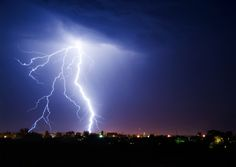 How To Take Pictures Of A Lightning Storm - Digital Photo Secrets