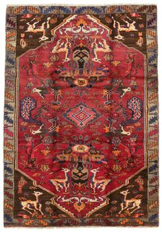 Lori - Qashqai Persian Carpet    nmd6775-295   CarpetU2   160x230