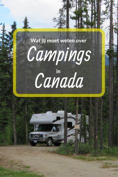 Canada heeft de beste campings ter wereld! Met deze tips ga jij zeker de mooiste campings vinden tijdens je camperreis door British Columbia en Alberta. Places Around The World, Around The Worlds, Vancouver Travel, Banff, Canada Holiday, Western Canada, Canada Travel, Solo Travel, British Columbia