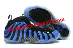 Foamposites One Blue Black For Cheap,Blue Black Foamposites For Sale Cheap Jordan Shoes, Michael Jordan Shoes, Air Jordan Shoes, Cheap Shoes, Foamposites For Sale, Nike Air Shoes, Nike Sneakers, Jordan Outlet