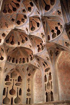 Ali Qapu Palace-Isfahan,Iran