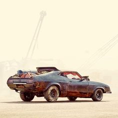 Mad max: Fury road / interceptor.More about Mad Max here.