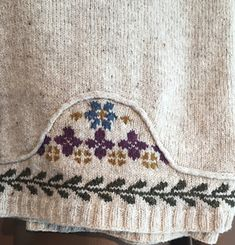 Ravelry 508695720409742977 - Ravelry: Project Gallery for Birkin pattern by Caitlin Hunter Source by KimPacha Knitting Stitches, Knitting Designs, Knitting Projects, Hand Knitting, Stitch Patterns, Knitting Patterns, Fair Isle Knitting, Yarn Crafts, Lana