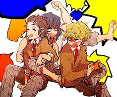 Read El trío from the story Imágenes random de Kimetsu no Yaiba by (Mino UwU) with reads. Manga Anime, Anime Demon, Anime Art, Demon Slayer, Slayer Anime, Vocaloid, Demon Hunter, Undertale Cute, Wallpaper