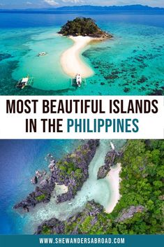 Here's a complete list about the most beautiful islands in the Philippines that you need to add to your Philippines bucket list right away! #philippines #southeastasia#island #shewandersabroad   Philippines Travel Tips   Best places to visit in the Philippines   Philippines Travel Inspiration   Philippines Island Hopping   Best Philippines Islands   Best islands in the Philippines   Why visit the Philippines   Philippines Travel Bucket List   Philippines Travel Ideas   El Nido   Coron   Siargao Bohol, Travel Guides, Travel Tips, Travel Destinations, Cebu, Manila, Laos, Philippines Travel Guide, Siargao Island