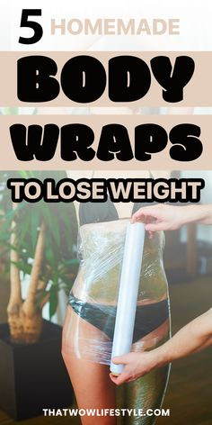 Want to know how to lose extra weight in your arms, how to lose belly fat in just two weeks or how to get rid of your muffin top? Well, homemade body wraps for weight loss are the new trends that are super easy to make and are very effective to lose those extra pounds. Body Wraps For Weight Loss DIY | Body Wraps DIY Slimming