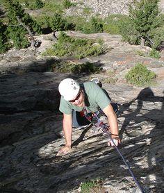 Alpine Rock Climbing