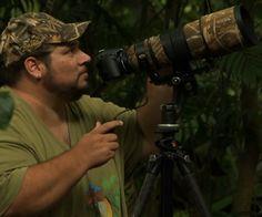 Un tico está entre los mejores fotógrafos de aves en todo el mundo