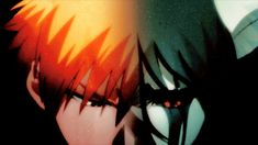 Ichigo & Ulquiorra (From MV with the Change theme one of my faves from bleach)