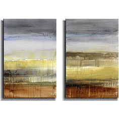 <li>Artist: Lanie Loreth<li>Title: Summer Rain<li>Product Type: Unframed Canvas Art