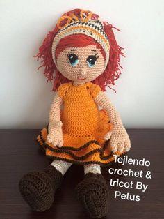 Paso a paso Zapatos muñeca  técnica amigurumi crochet