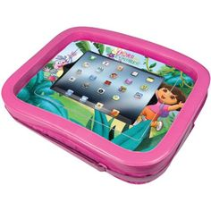 Kids' Personal Video Players - Nickelodeon Dora the Explorer Universal Activity Tray iPadiPad2 New iPad and iPad 4th Generation >>> You can get additional details at the image link.
