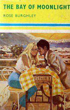 Gothic Books, Vintage Romance, Romance Novels, Moonlight, Romantic, Cover, 1960s, Movie Posters, British