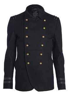 Military Coat , Fall or Winter 2011