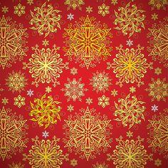 European Golden Star Pattern Vector Background - http://www.welovesolo.com/european-golden-star-pattern-vector-background/