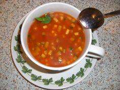 Zucchini-Tomaten-Suppe nach Weight Watchers Rezept - Rezepte kochen - kochbar.de