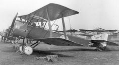 The first prototype of the Sopwith 1½ Strutter took to the air in December 1915. Initally ordered for the Royal Naval Air Service as both a single-seat light bomber and as a two-seat fighter, the latter was the first operational British two-seat scout. It was also the first British fighter equipped with a fixed, forward firing, synchronized machine gun.