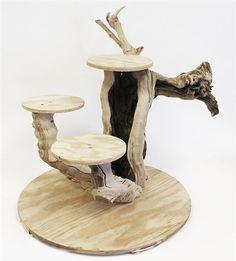 Grapewood Cake Stand / Cake Butler / Decorative Stand (Cake Stand)