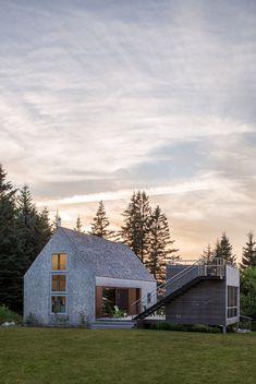 Gallery of House on an Island / Elliott + Elliott Architecture - 11