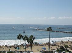 Corona del Mar Sand castle contest