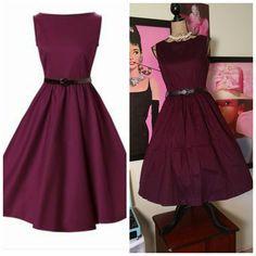 """$30 NWT Dark Purple Audrey  Size: SM Bust: 34""""  Waist: 28"""""""