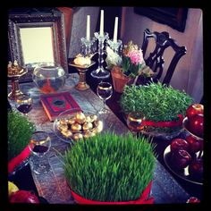 Persian New Year Haftseen