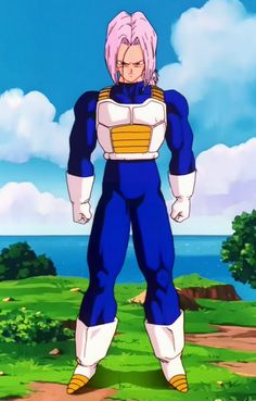 Future Trunks #DBZ