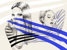fashion illustration 1_ wave B