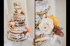 Naked cake: o bolo da moda