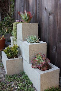 Wonderful Cinder Block Gardens You Should Not Miss