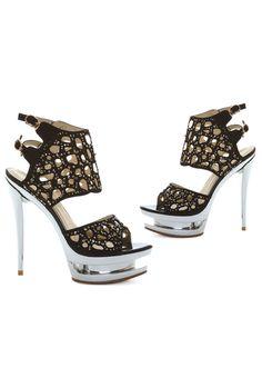 Kylie #mezzo #6 inch #heel
