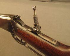 1894 Winchester Rifle Lyman Tang Sight