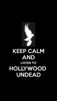 Hollywood Undead!