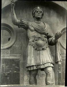 Flavlus The Great C 346-395 Roman Emperor
