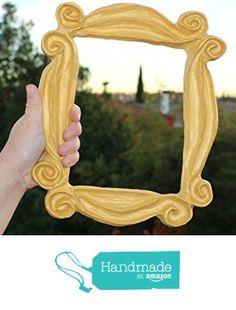 FRIENDS TV Yellow Peephole ★ FRIENDS FRAME ★. As seen in Monica's door in FRIENDS. 100% Handmade. It's the best replica you can find. Great present for a FRIENDS fan! from Handmade with Love by Fatima https://www.amazon.com/dp/B01NATQNKT/ref=hnd_sw_r_pi_dp_GENYybP5XSS67 #handmadeatamazon