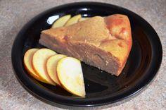 Szybkie ciasto jabłkowe według Pięciu Przemian