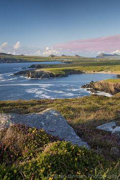 Evening over Dingle Peninsula, Ireland. © Brian Jannsen Photography
