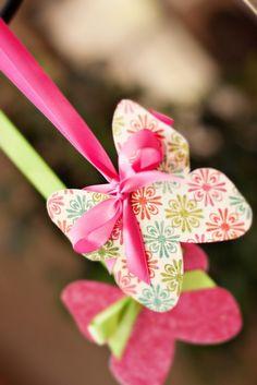 Butterfly Templates Printable - Fairy Garden Party Collection - The TomKat Studio. via Etsy.