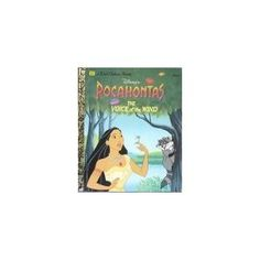 Disney's Pocahontas: The Voice of the Wind (Little Golden Book) [Hardcover]