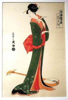 Utamaro and his six women
