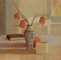 Edwin Aafjes - kievitsbloemen  (Fritillaries).