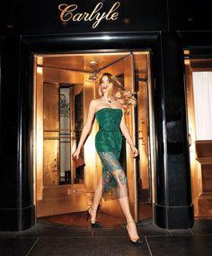 Lily Donaldson shot by Terry Richardson