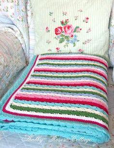 crochet blanket....ooohhhh!