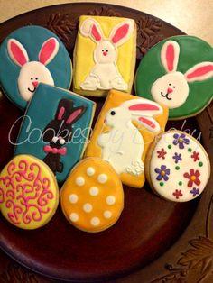 Easter cookies